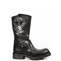 new rock motorcycle boots