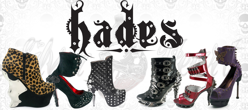 Hades Boots & Shoes now Available